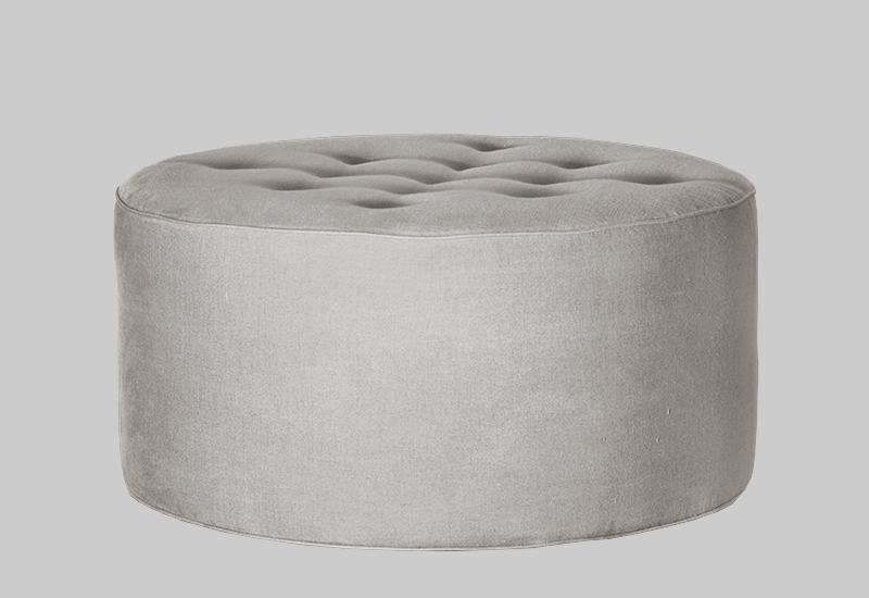 GRACE linen pouf in the group Shop Furniture / Poufs at Layered (FLGRACGS)