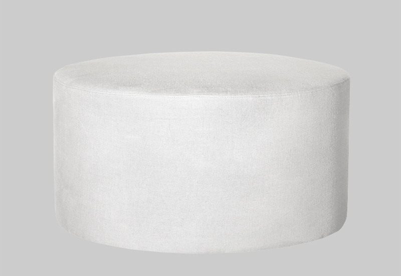 GRAND linen pouf in the group Shop Furniture / Poufs at Layered (FLGRANOW)