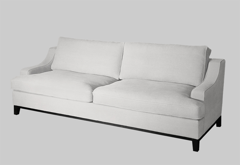 IMPERIAL linen sofa in the group Shop Furniture / Sofas at Layered (FLIMPOW)
