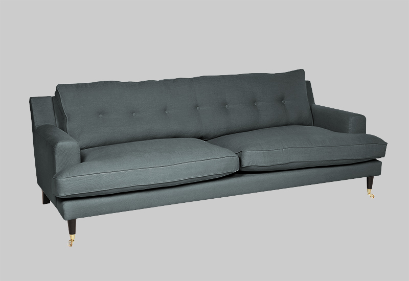NOVEL HOWARD linen sofa in the group Furniture / Sofas / Linen sofas at Layered (FLNOVLT)