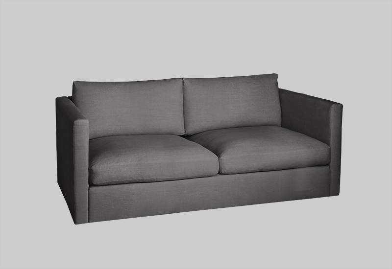 PALMDALE Linen Sofa In The Group Shop Furniture / Sofas At Layered (FLPALDG)