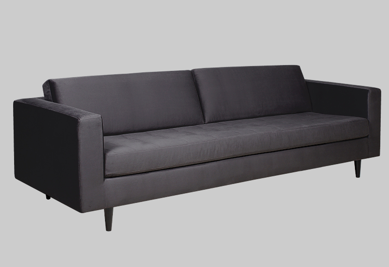 ECLECTIC velvet sofa in the group Shop Furniture / Sofas at Layered (FVECLSG)
