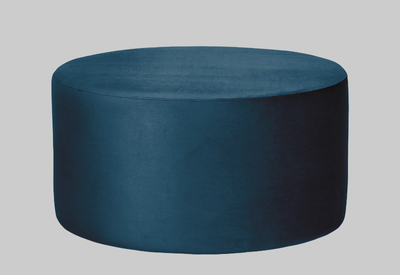 GRAND velvet pouf in the group Shop Furniture / Furniture with express delivery at Layered (FVGRANDP)