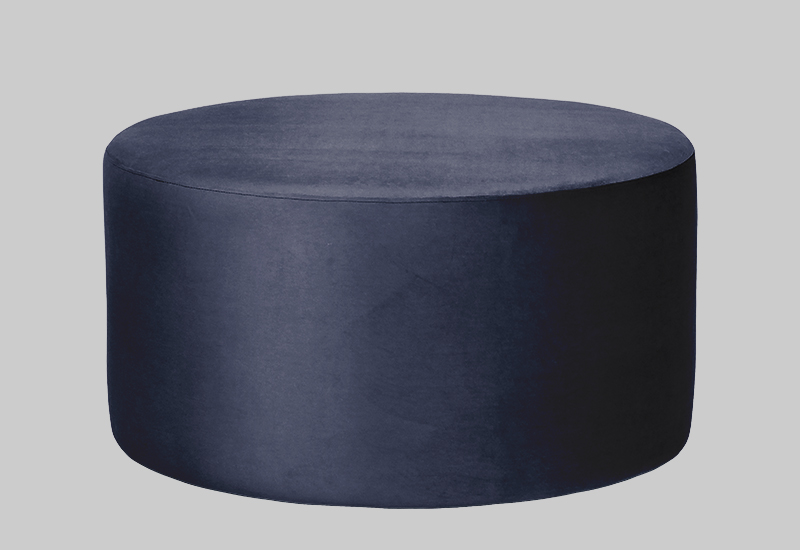 GRAND velvet pouf in the group Shop Furniture / Poufs at Layered (FVGRANMB)