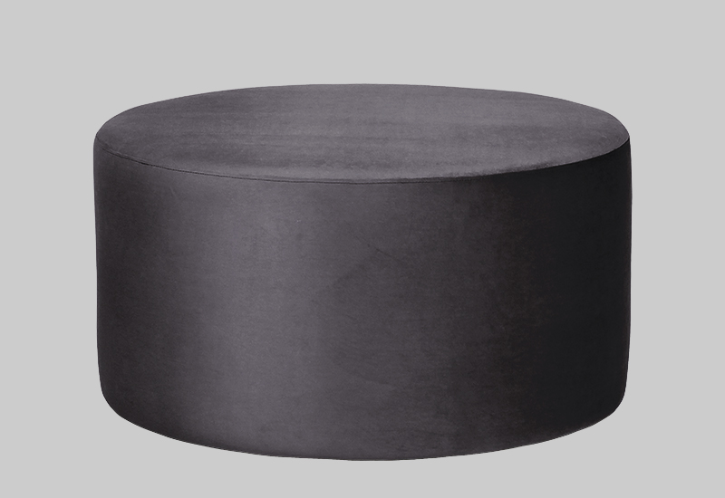 GRAND velvet pouf in the group Shop Furniture / Furniture with express delivery at Layered (FVGRANSG)