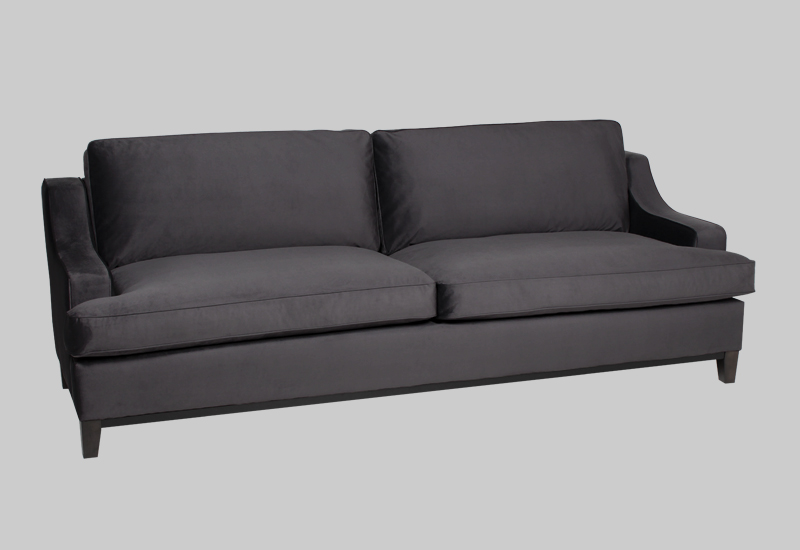 IMPERIAL velvet sofa in the group Shop Furniture / Sofas at Layered (FVIMPSG)