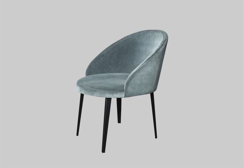 LOUNGE velvet chair in the group Shop Furniture / Chairs & Armchairs at Layered (FVLOUDT)