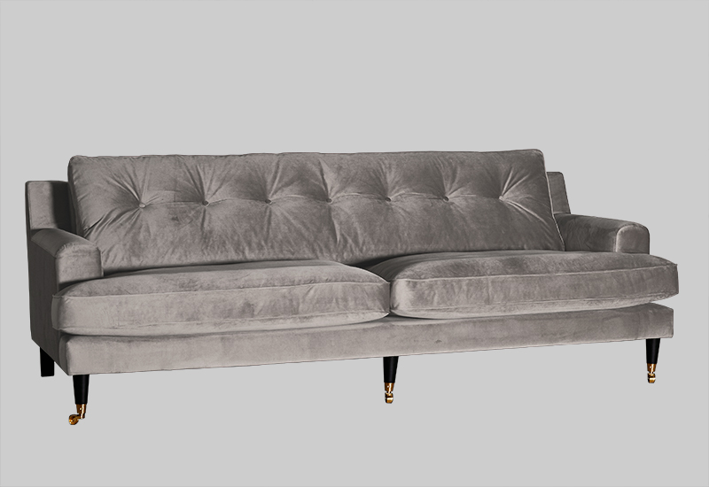 NOVEL HOWARD velvet sofa in the group Shop Furniture / Sofas at Layered (FVNOVGS)