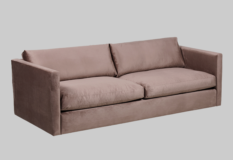 PALMDALE velvet sofa  in the group Shop Furniture / Sofas / Velvet sofas at Layered (FVPALCO)
