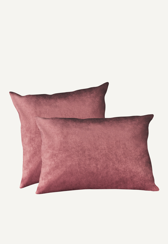 LUCA Velvet pillow in the group Shop Furniture / Pillows at Layered (FVPILBR)