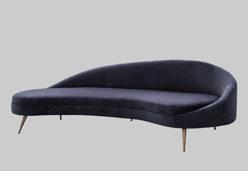 Porto Sofa Midnight Blue