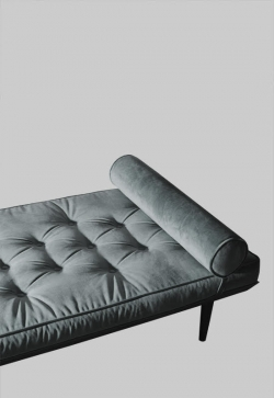 RITZY velvet daybed in the group  at Layered (FVRITDT)