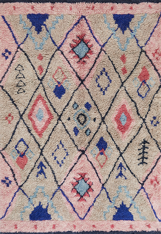 MODERN ORIENTAL in the group Shop Rugs / Shaggy Rugs at Layered (RESLAW)