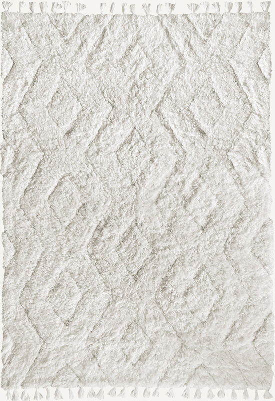 MODERN ORIENTAL Shaggy Rug in the group Rugs / Solid Rugs at Layered (RESTAN)