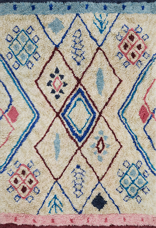 MODERN ORIENTAL in the group Shop Rugs / Shaggy Rugs at Layered (RESTRE)