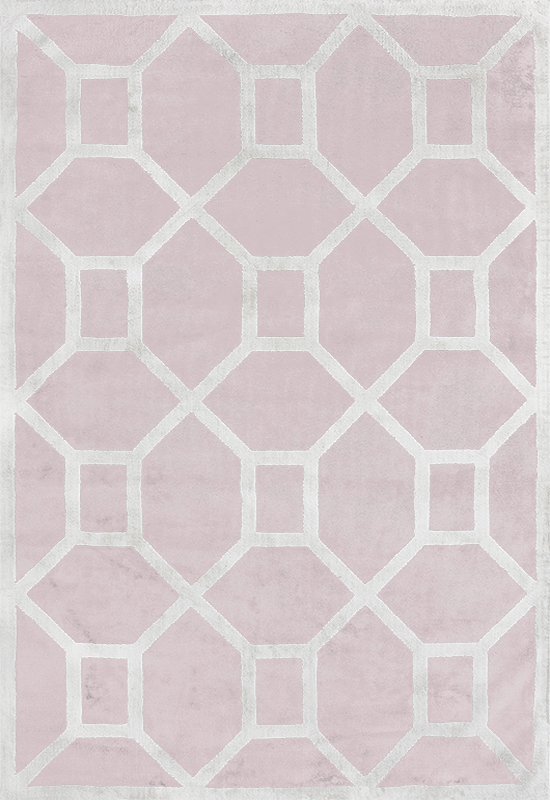 ENTRANCE Viscose Rug in the group Shop Rugs / Patterned Rugs at Layered (VENTDP)