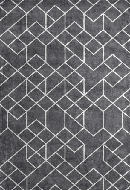 OUTLINES Viscose Rug in the group Rugs / All rugs at Layered (VOUTEG)