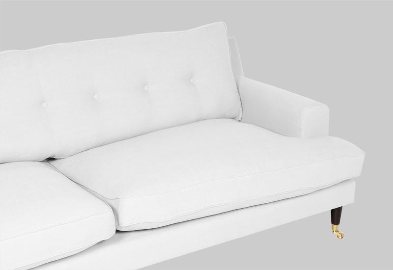 Novel Howard Linen Sofa