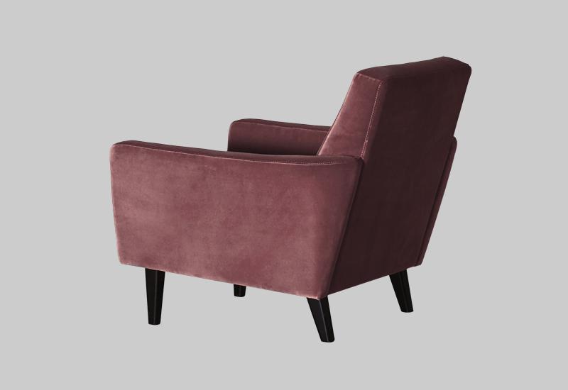 GARNER Velvet Armchair