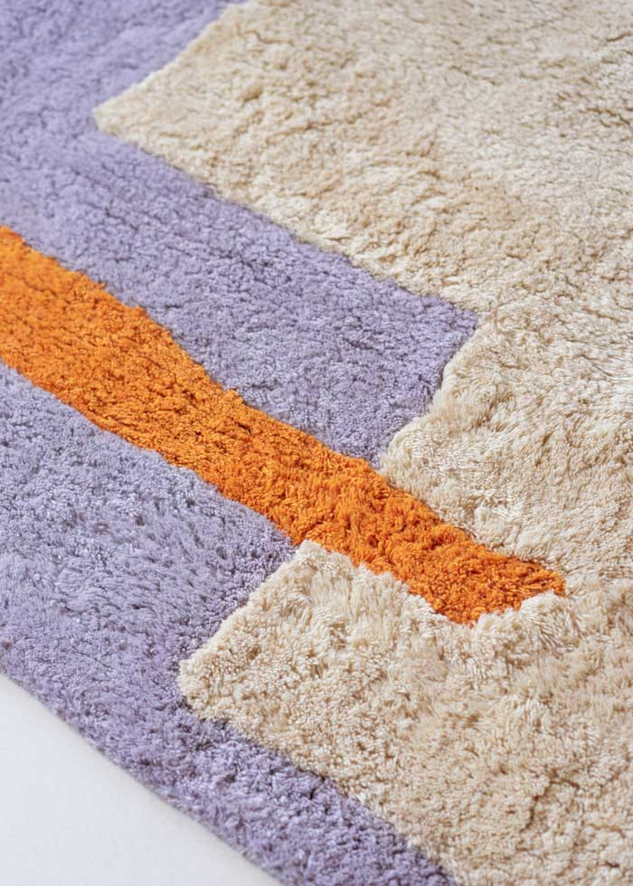 Petite collection - Playground rug by Layered